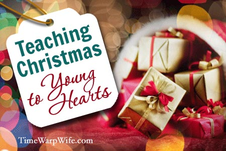 Teaching Christmas to Young Hearts