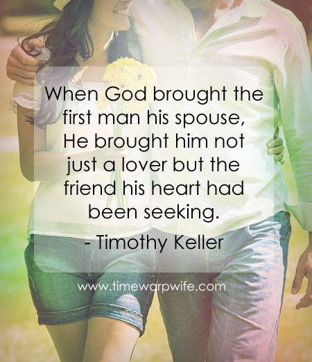 Timothy Keller Quotes Delectable Timothy Keller Quote  Timewarp Wife