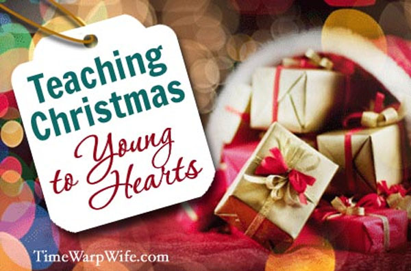 Teaching Christmas to Children