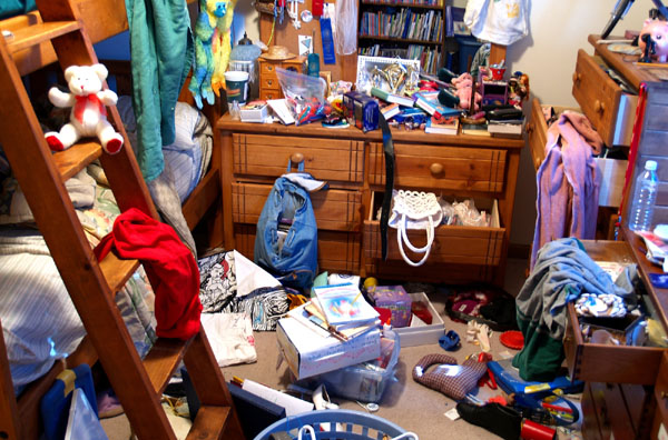 messybedroom