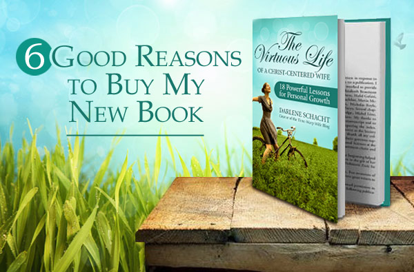 6 Good Reasons to Buy My New Book!