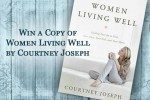 Winners Announced… Women Living Well Book