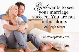 Spring Cleaning for the Musty Marriage