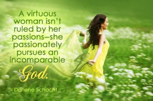 The Virtuous Woman – Lesson One