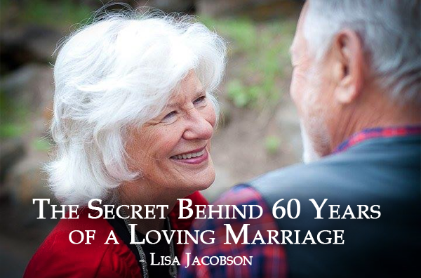 The Secret Behind 60 Years of a Loving Marriage