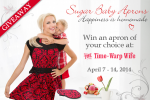 Sugar Baby Apron Giveaway