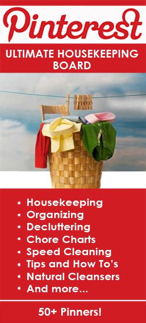 The Ultimate Housekeeping Board.