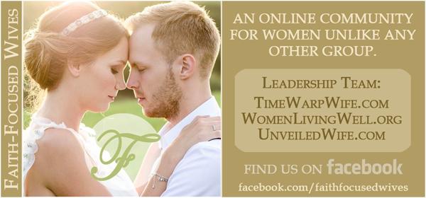 Faith-Focused Wives