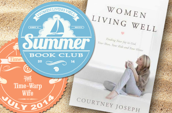 Summer Book Club – July 1, 2014