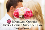 10 Marriage Quotes That Every Couple Should Read