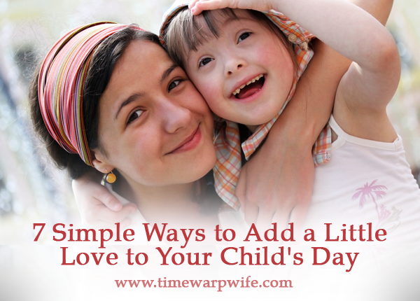 7 Simple Ways to Add a Little Love