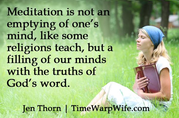 The Forgotten Discipline Of Meditation