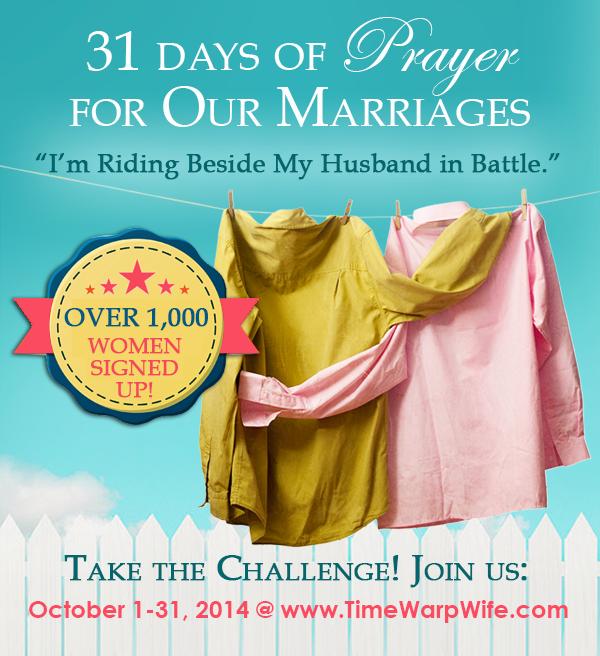 The Prayer Challenge