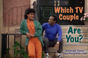 What TV Couple Are You?