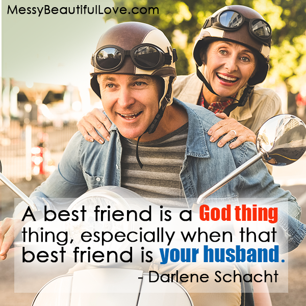 A best friend is a God thing