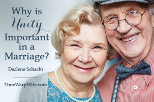 Why is Unity Important in a Marriage? {and a giveaway}