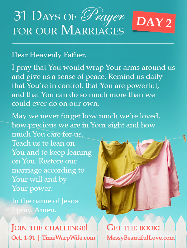 Daily devotional for troubled marriage