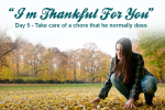 """Day 5 – """"I'm Thankful For You"""" Marriage Challenge"""