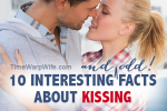 10 Interesting Facts About Kissing