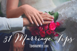 31 Marriage Tips