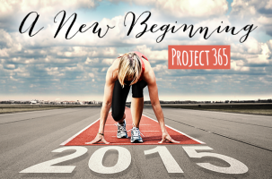 Project 365 – A New Beginning