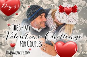 Valentine Challenge Day 3 & The K-I-S-S Method of Bible Study