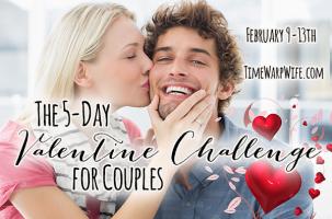 Day 5 – The Valentine Challenge