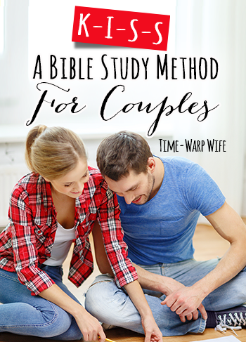KISS Bible Study Method