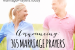 Exciting Announcement! 365 Marriage Prayers