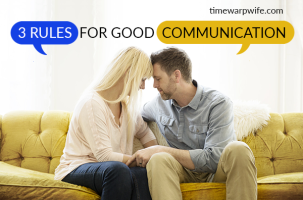 3 Rules for Good Communication