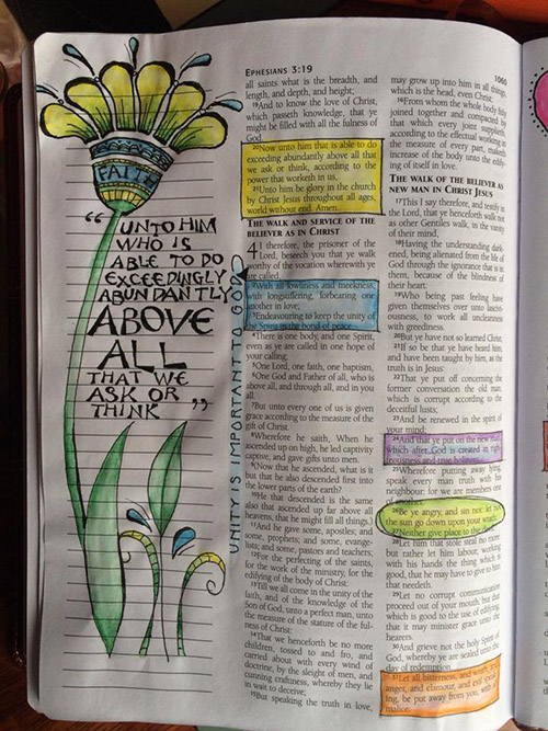 Bible Journaling FREE Printables And Ideas