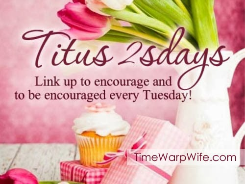 Titus 2sday Link-Up Party!