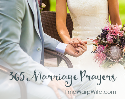 365 Marriage Prayers