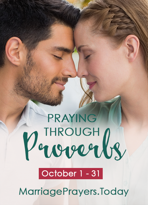 Praying Through Proverbs – October 1-31