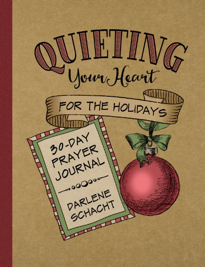 Quieting Your Heart: 30 Day Prayer journal!