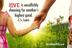 """Bible Study, """"Learning to Love"""" Week 1 – Part 2"""
