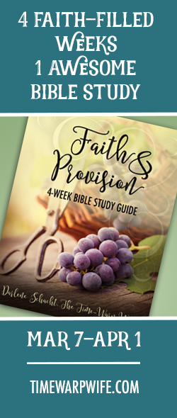 4 Faith-Filled Weeks - One Awesome Bible Study