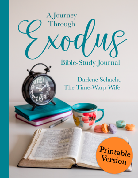 FREE Bible Study Guides - Time-Warp Wife