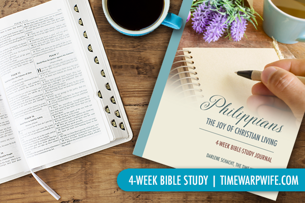 A Virtuous Life – FREE 4-Week Bible Study