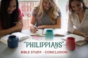 Philippians Bible Study – Conclusion