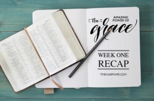 Grace Bible Study – Week 1 Recap