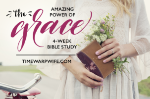 Bible Study – The Amazing Power of Grace – Study Guide and Introduction