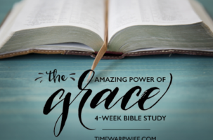 Bible Study – The Amazing Power of Grace – Week 1 Part 1