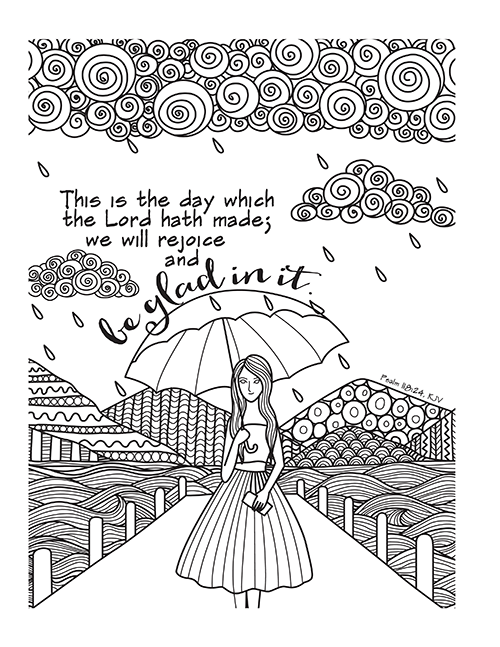 Coloring Pages Timewarp Wife