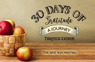 Exodus – FREE 4-Week Bible Study Starts Today!