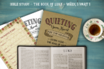 Bible Study – The Book of Luke – Week 1 Part 1