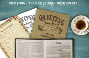 Bible Study – The Book of Luke – Week 1 Part 1