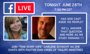 Join Me Tonight on Facebook Live