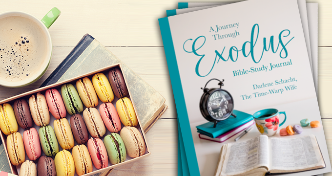 Introducing Our Next Online Bible Study – A Journey Through Exodus (Yes, This Study is FREE)