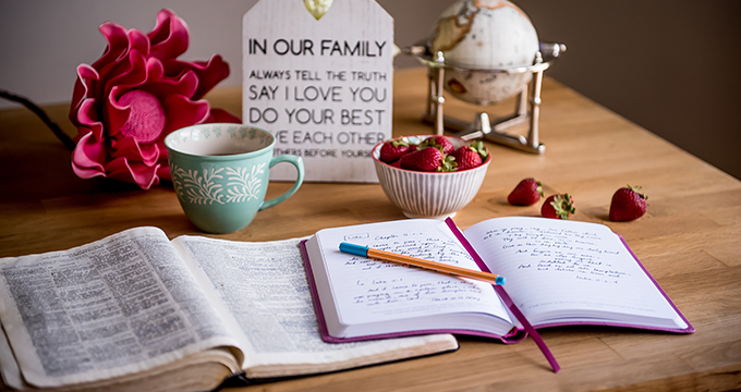 FREE Bible Study – Faith & Provision Week 2